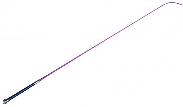 100cm lange Dressurgerte mit Metallendkappe - SM Gerte