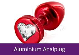 Aluminium-Analplug