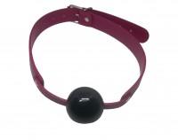 BDSM Bondage Mundknebel ♥ 45mm Ballknebel aus Silikon ♥ Bondage Shop