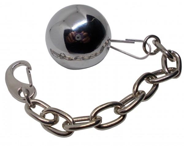 Kugelgewicht mit Kette - BDSM Zubehör