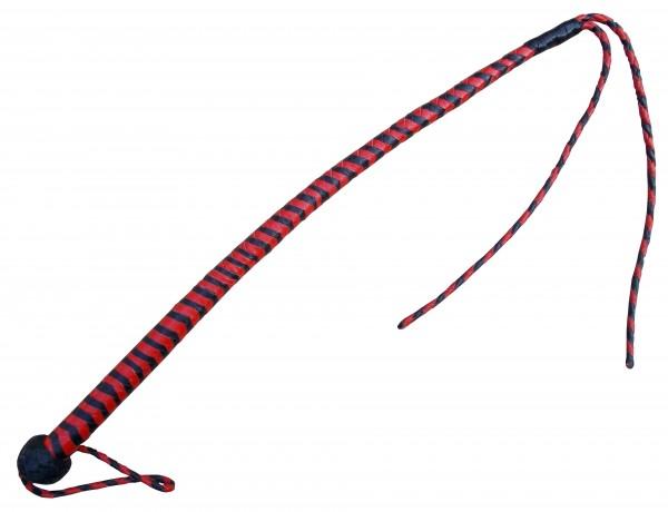 Snake whip ❘ Lederpeitsche mit zwei bösen Tails ❘ Spanking Peitsche