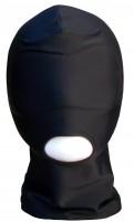 BDSM Kopfmaske mit verstärkter Augenpartie in zwei Variationen